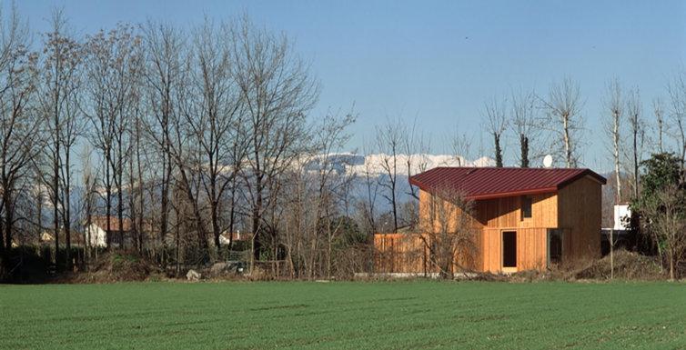 Progetto Casa in legno GHAUS