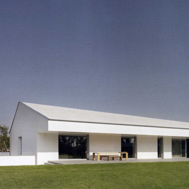 Progetto RB house – casa delle bottere