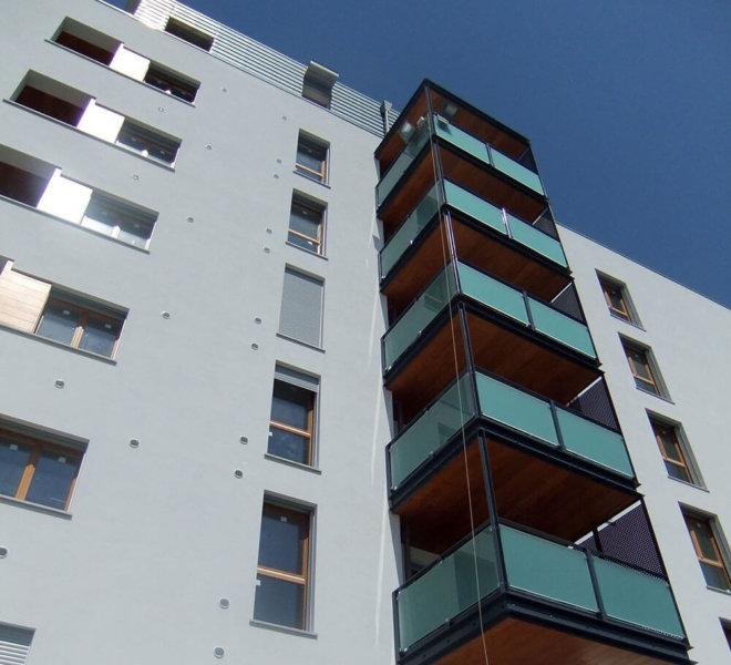 progetto Residence canova Andrea Rigato_1
