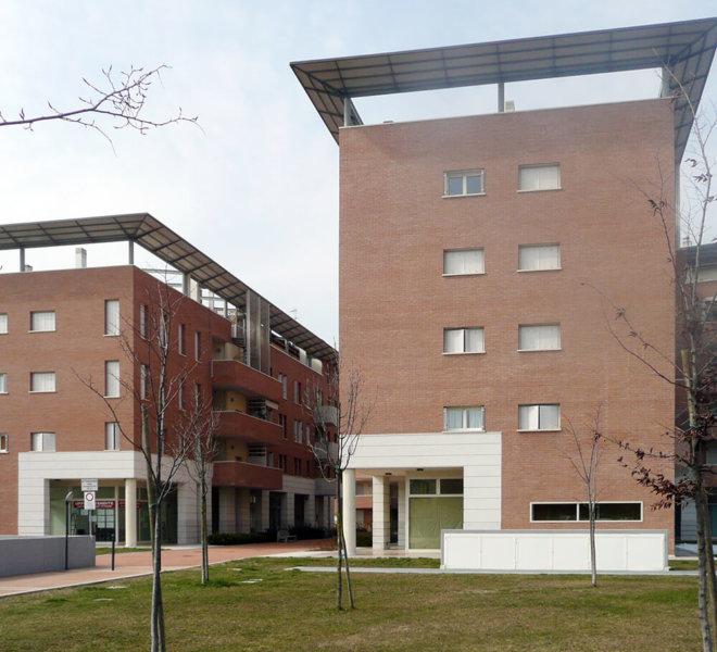 progetto edifici mestre_carpinetum Andrea Rigato_5