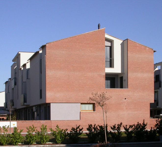progetto residenziale casier Andrea Rigato_1