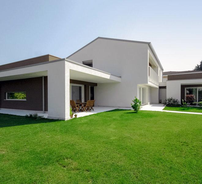 progetto villa unifamiliare Treviso Andrea Rigato_1