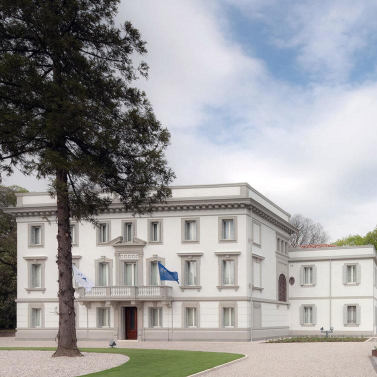 Progetto Villa Zanetti